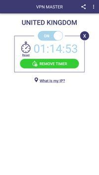 VPN Master screenshot 2