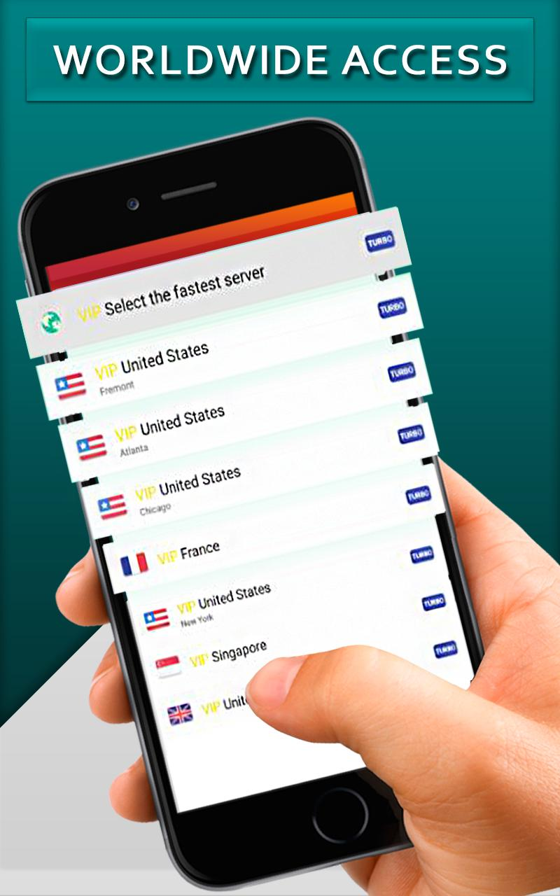 FREE VPN Unlimited Servers Worldwide for Android - APK Download
