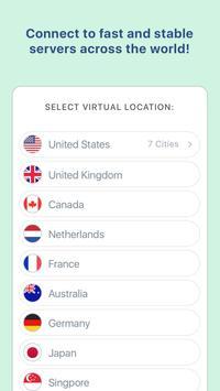 VPN Free - Betternet Hotspot VPN & Private Browser apk screenshot
