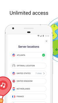 Betternet:無限制免費VPN apk 截圖