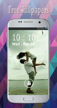 Couple Romantic Wallpapers Free screenshot 4