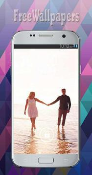 Couple Romantic Wallpapers Free screenshot 9