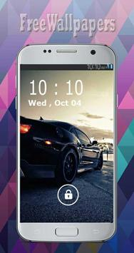 Camaro Wallpapers Free apk screenshot