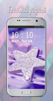 Glitter Wallpapers Free poster