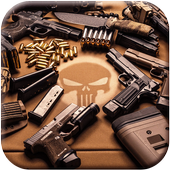 Guns wallpapers Free icon