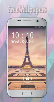 Eiffel Tower Wallpapers Free poster