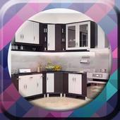 Kitchen Set Design Idea icon