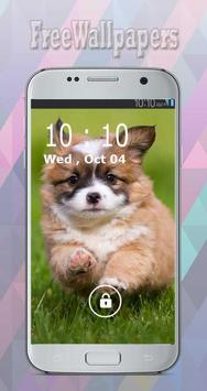 Puppy Wallpapers Free apk screenshot