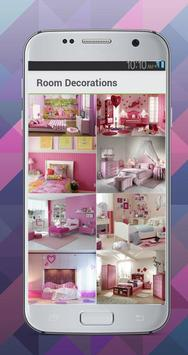 Room Decorations screenshot 2