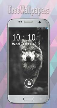 Wolf Wallpapers Free screenshot 1