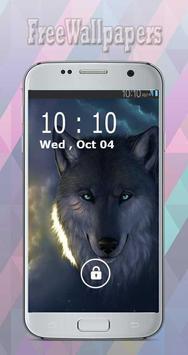 Wolf Wallpapers Free screenshot 5