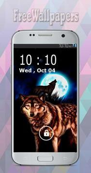 Wolf Wallpapers Free screenshot 6