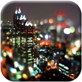 Night City Wallpapers Free icon