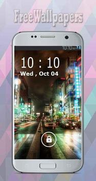 Night City Wallpapers Free apk screenshot
