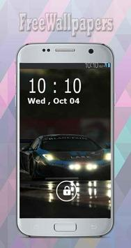 Super Car Wallpapers Free poster