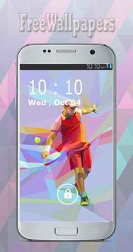 Tennis Wallpapers Free apk screenshot