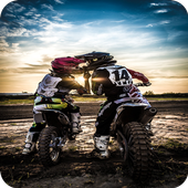Motocross Wallpapers HD icon