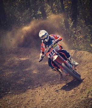 Motocross Wallpapers HD apk screenshot