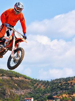 Motocross - Wallpapers HD screenshot 1