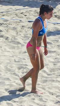 Beach Volleyball HD Wallpapers apk screenshot