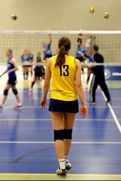 Wallpapers Volleyball Sport apk screenshot