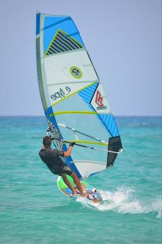 Windsurfing Wallpapers Free poster