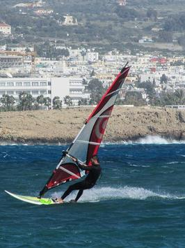 Windsurfing Wallpapers HD poster