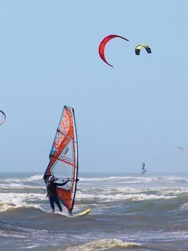 Windsurfing Wallpapers HD apk screenshot