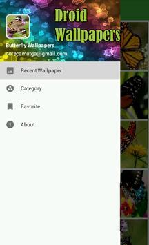 Butterfly Wallpapers apk screenshot