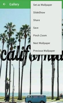 California Wallpapers apk screenshot