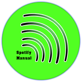 Manual For Spotify Music Player icon