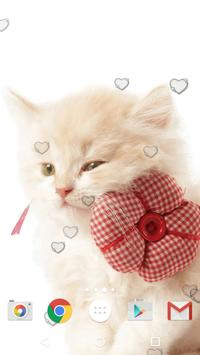 Cute Kittens Live Wallpaper screenshot 12