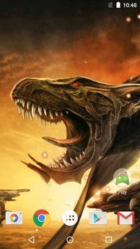 Dinosaur Live Wallpaper poster