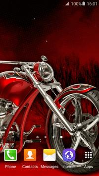 Motorcycle Live Wallpaper poster