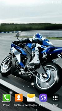 Motorcycle Live Wallpaper screenshot 5