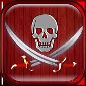 Pirate Flag Live Wallpaper icon
