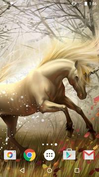 Unicorn Live Wallpaper screenshot 13