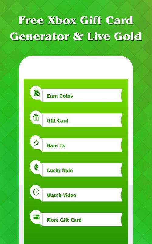 $50 xbox gift card code generator