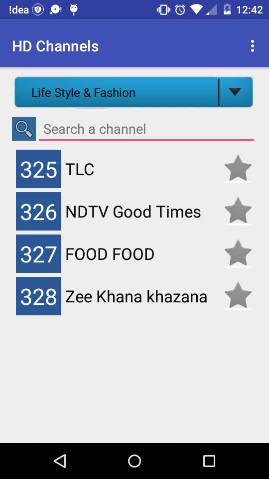 Indian Digital TV Channels for Android - APK Download
