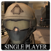Masked Shooters Single-player icon