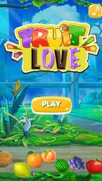 Fruit Love poster