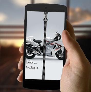 Heavy Bike Screen Lock apk screenshot
