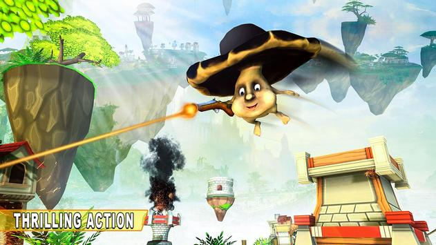 Mushroom War 2018: Fungi Adventure screenshot 3