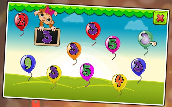 Balloon pop kids learning game free for babies apk for Free balloon games