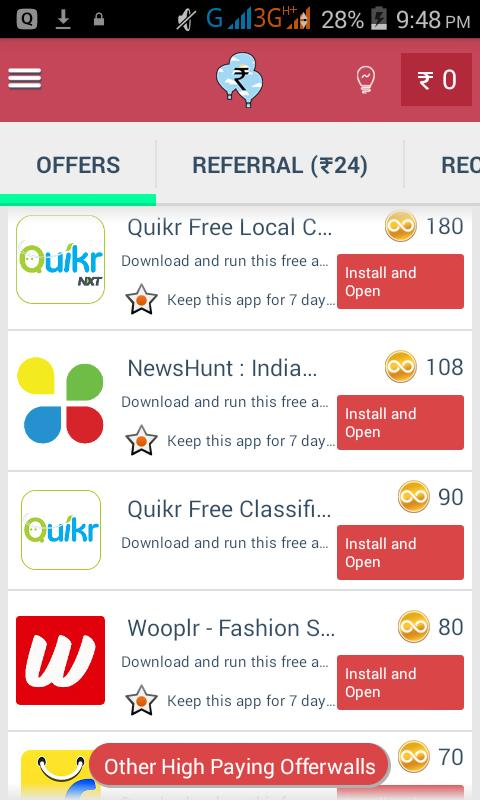 mCent-Free PayTm Money for Android - APK Download