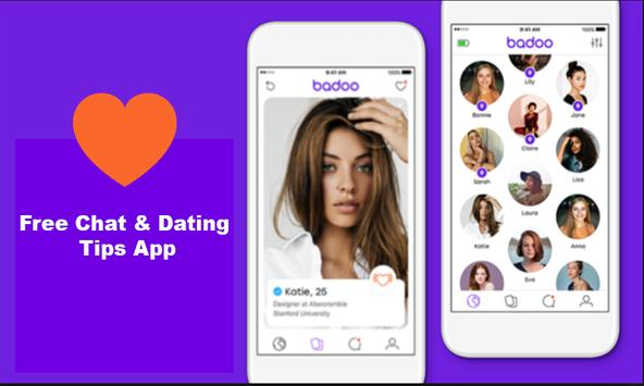 Tips Badoo Free Chat & Dating App poster ...