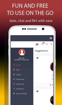 Insta Hookup Dating App poster