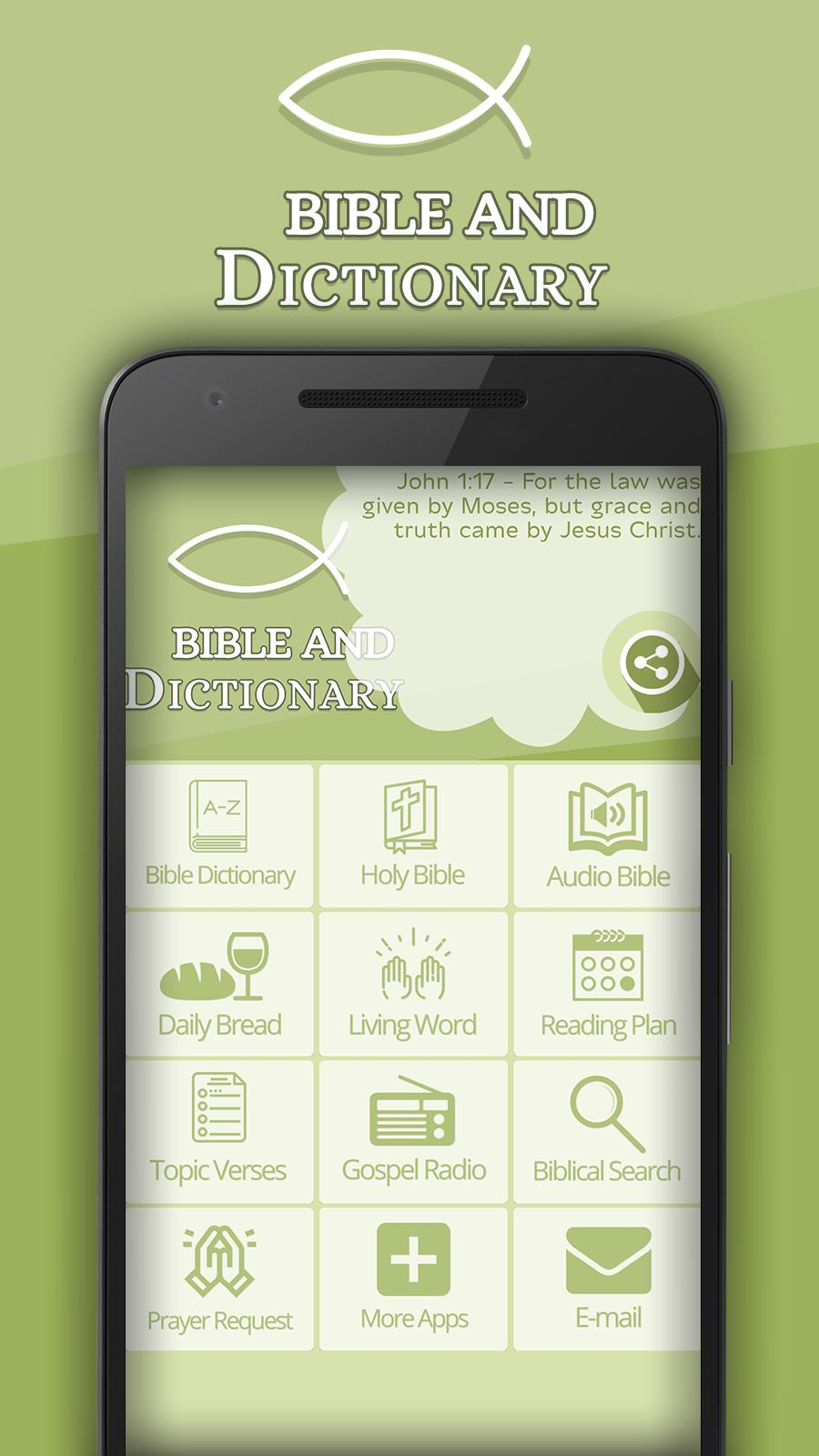 Bible and Dictionary for Android - APK Download