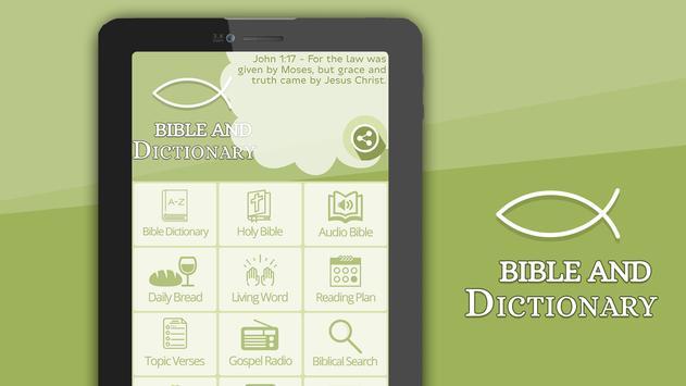 Bible and Dictionary screenshot 14