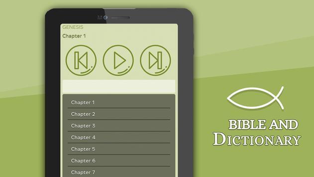 Bible and Dictionary screenshot 17